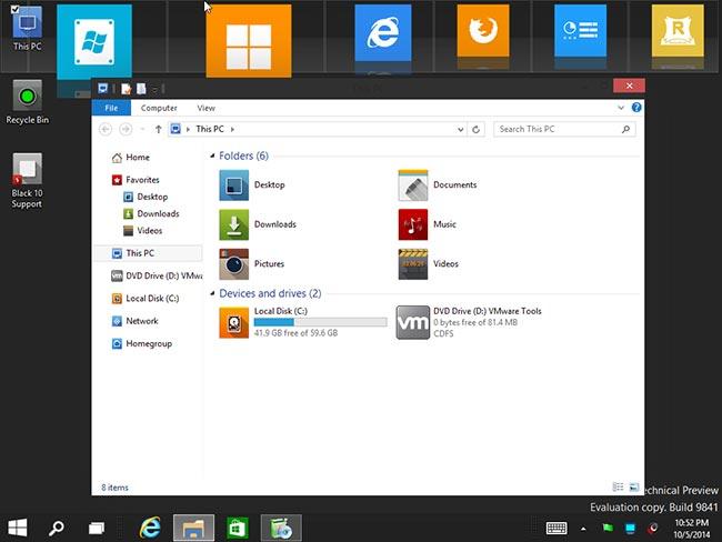 دانلود آخرین نسخه سیستم عامل ویندوز 10 Microsoft Windows 10