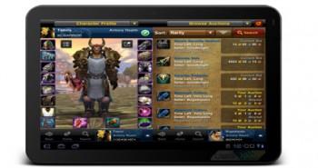 دانلود نرم افزار World of Warcraft Armory برای اندروید