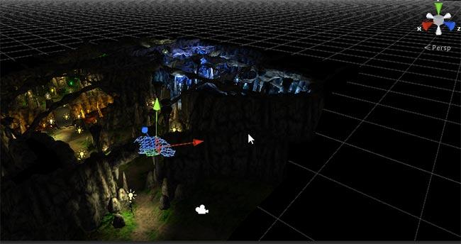 دانلود پلاگین Cave Adventure Kit برای نرم افزار یونیتی