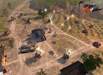 دانلود بازی کامپیوتر Command & Conquer 3 Kanes Wrath