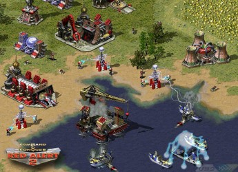 دانلود بازی کامپیوتر Command & Conquer Red Alert 2