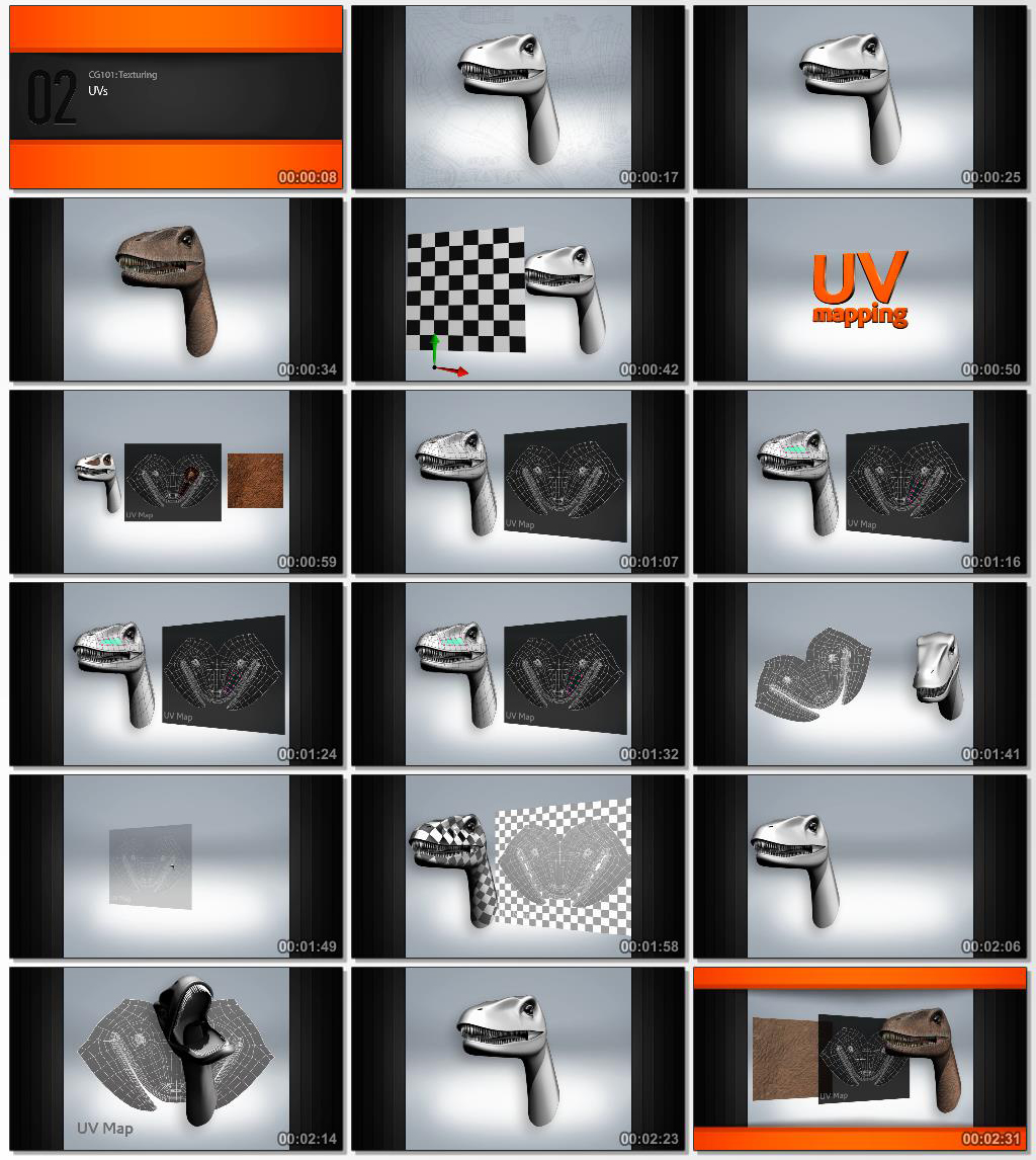 Digital.Tutors.CG101.Texturing.www.Download.ir