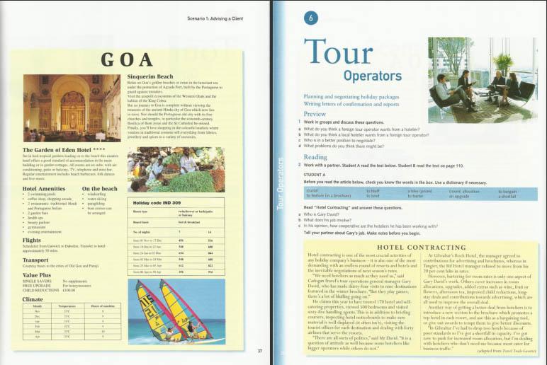 دانلود کتاب English for International Tourism زبان انگلیسی در گردشگری