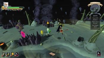 دانلود بازی کامپیوتر Finn And Jakes Epic Quest