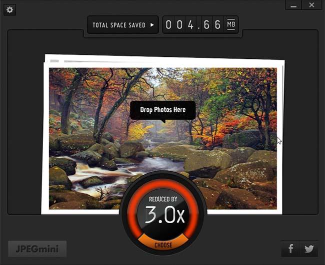 دانلود آخرین نسخه نرم افزار JPEGmini کاهش حجم عکس بدون افت کیفیت
