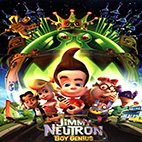 Jimmy Neutron Boy Genius 2001