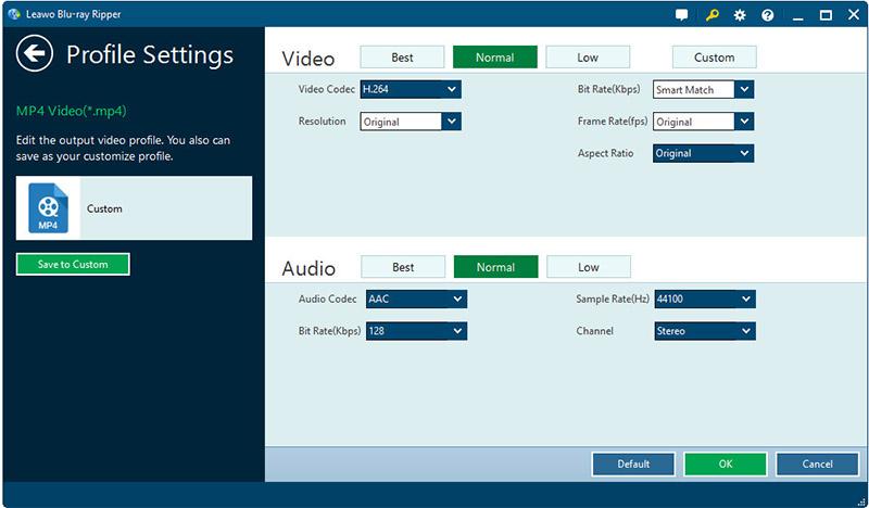 دانلود نرم افزار Leawo Blu-ray Ripper مبدل فایل بلوری