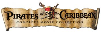 Pirates of the Caribbean collection - Screen