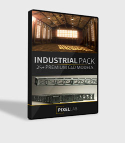 Pixel.Lab.industrial-pack.For.C4D.www.Download.ir