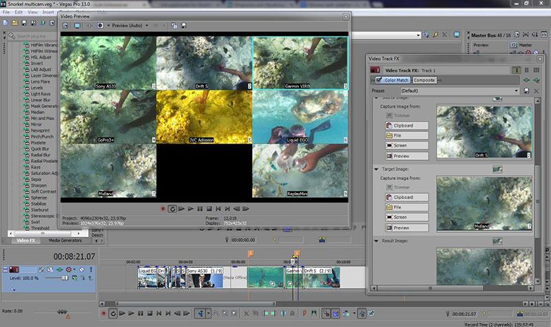 دانلود نرم افزار Sony Vegas Pro ویرایشگر قدرتمند تصویری و صوتی