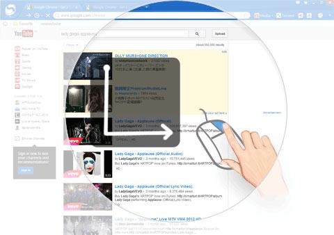 دانلود آخرین نسخه نرم افزار Sparkle Browser مرورگر کاربردی اسپارکل