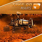 TAKE ON MARS logo