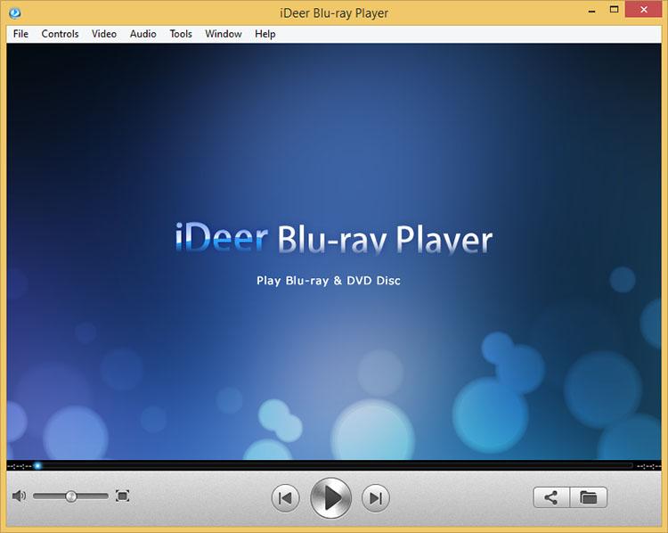 دانلود نرم افزار iDeer Blu-ray Player پخش فیلم های بلوری