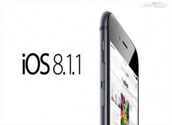 دانلود نسخه نهایی iOS 8.1.1 آی او اس 8.1.1 برای آیفون آیپد آیپاد لمسی