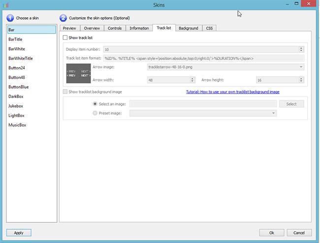 دانلود آخرین نسخه نرم افزار Amazing Audio Player Enterprise