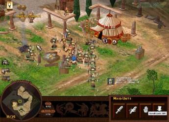 دانلود بازی کامپیوتر Battle for Troy
