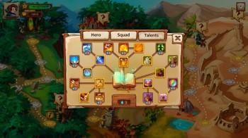 دانلود بازی کم حجم Braveland Wizard
