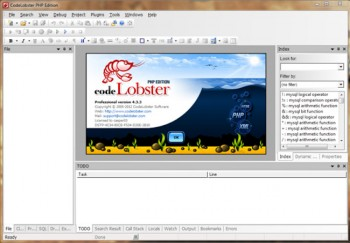 CodeLobster.PHP.Edition.Pro.Screen.Shot.2.www.Download.ir