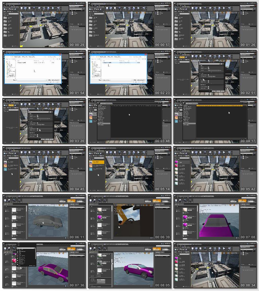 Digital.Tutors-Creating.a.Wheeled.Vehicle.in.Unreal.Engine.www.Download.ir
