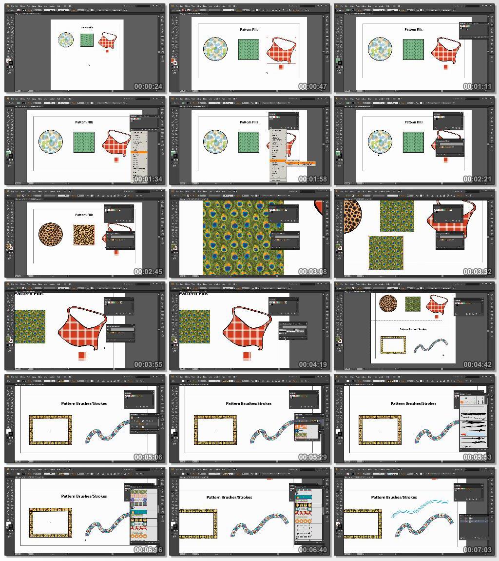 Digital.Tutors.Creating.Custom.Patterns.in.Illustrator.CS6.www.Download.ir