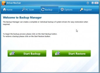 دانلود آخرین نسخه نرم افزار Driver Reviver