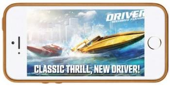 دانلود بازی Driver Speedboat Paradise برای آیفون آیپد آیپاد لمسی