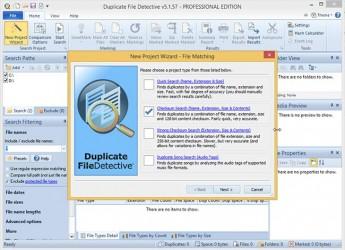 دانلود آخرین نسخه نرم افزار Duplicate File Detective