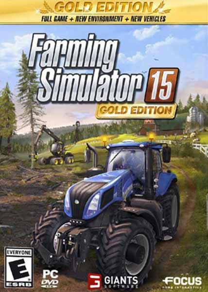 نتیجه تصویری برای دانلود بازی Farming Simulator 15 Holmer برای PC