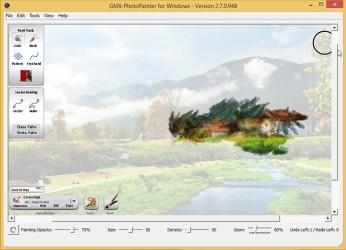 دانلود آخرین نسخه نرم افزار Gertrudis GMX PhotoPainter