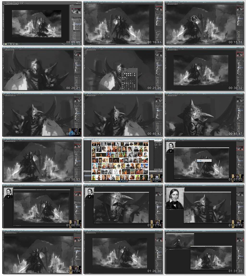 Gumroad.The.Art.of.Daarke.Spirits.of.War.www.Download.ir