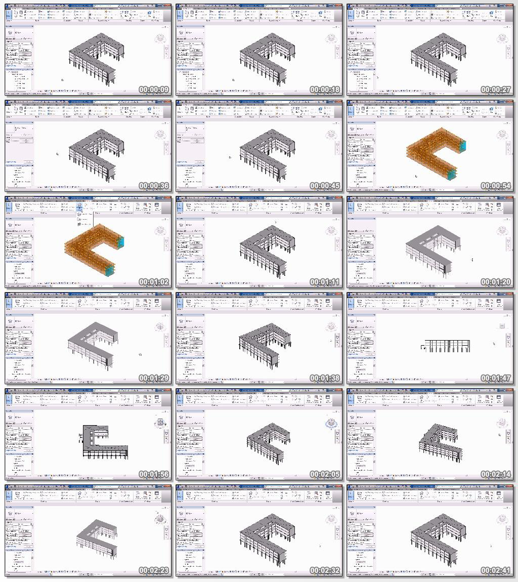 InfiniteSkill.Learning.Revit.Structure.2015.www.Download.ir