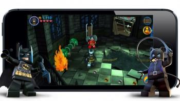 دانلود بازی LEGO Batman DC Super Heroes برای آیفون آیپد آیپاد لمسی