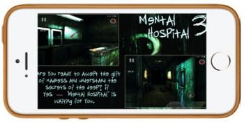 دانلود بازی Mental Hospital III برای آیفون آیپد آیپاد لمسی