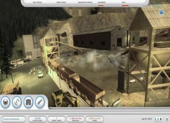 دانلود بازی جدید Mining Industry Simulator برای کامپیوتر