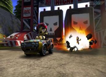 دانلود بازی ModNation Racers برای PS3