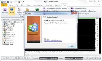 دانلود آخرین نسخه نرم افزار Mp3 Audio Editor