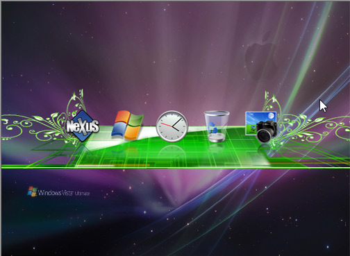 دانلود نرم افزار Winstep Nexus Dock