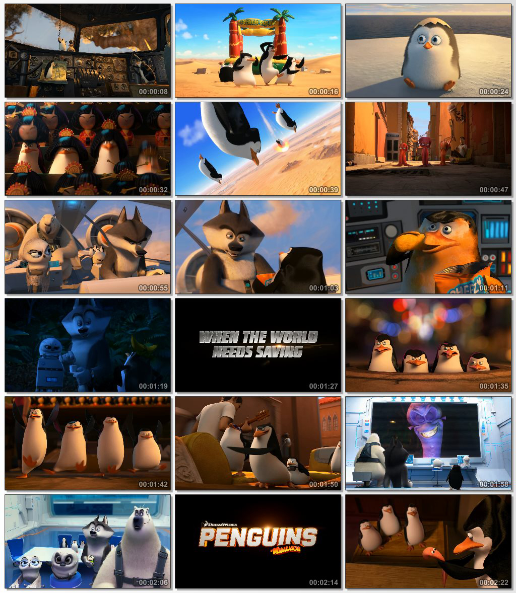 Penguins of Madagascar TRAILER 2 (2014) Benedict Cumberbatch Animated Movie HD.mp4_thumbs_[2014.12.24_11.10.35]