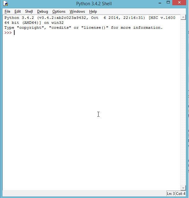 دانلود آخرین نسخه نرم افزار Python