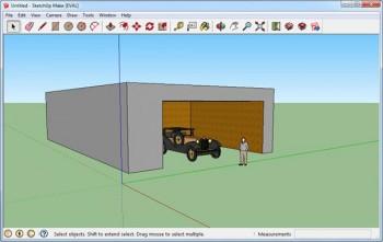 دانلود آخرین نسخه نرم افزار SketchUp Make