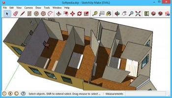 SketchUp.Make.15.2.687.Screen.Shot.2.www.Download.ir