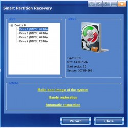 دانلود آخرین نسخه نرم افزار Smart Partition Recovery