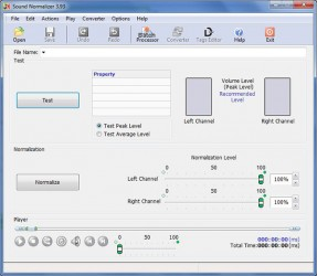 Sound.Normalizer.6.4.Screen.Shot.2.www.Download.ir