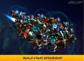 دانلود بازی کم حجم Space Run