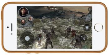 دانلود بازی The Hobbit Battle of the Five Armies برای آیفون آیپد آیپاد