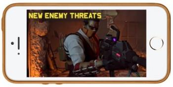 دانلود بازی XCOM Enemy Within برای آیفون آیپد آیپاد لمسی