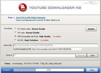 دانلود آخرین نسخه نرم افزار Youtube Downloader HD