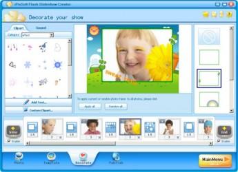 iPixSoft.Flash.Slideshow.Creator.4.4.1.0.Screen.Shot.1.www.Download.ir
