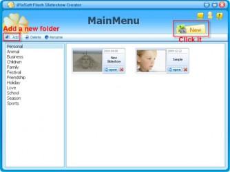 iPixSoft.Flash.Slideshow.Creator.4.4.1.0.Screen.Shot.3.www.Download.ir