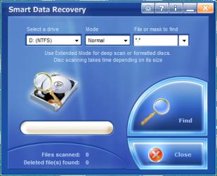 دانلود نرم افزار Smart NTFS & FAT Recovery بازیابی اطلاعات